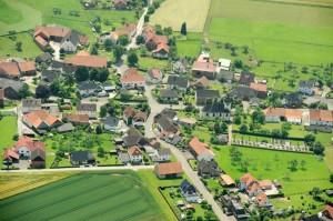 Luftaufnahme Heddinghausen