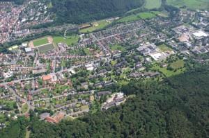 Luftaufnahme Niedermarsberg