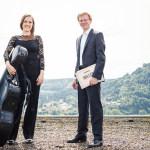 CD Präsentation – Musik für Violoncello und Orgel